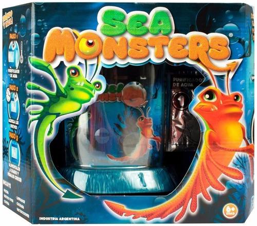 Imagen 1 de 7 de Sea Monsters Cuida Las Criaturas Acuaticas Tv Jeg Fd9998