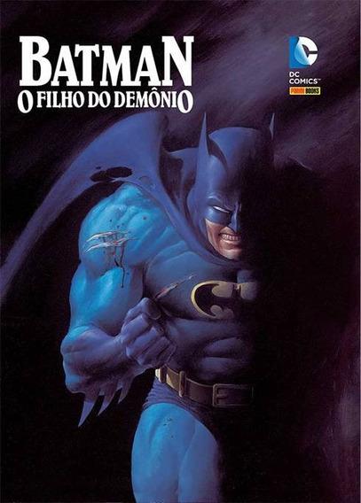 Batman O Filho Do Demonio - Capa Dura Panini Bonellihq Cx259