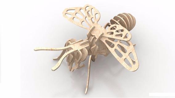 Insectos - Vectores Cnc Para Corte Láser Y Router