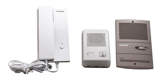 Portero Electrico Commax Dp 2s Frente Embutir O Aplicar