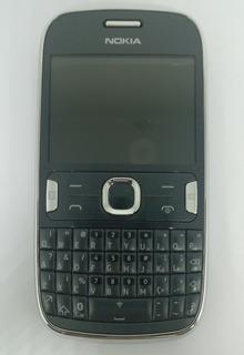 Nokia Asha 302 Cinza C/ Defeito S/ Garantia
