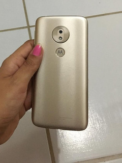 Celular Semi-novo Motorola G7 Play 32 Gigas + Película Vidro