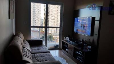 Apartamento Residencial À Venda, Parque Da Vila Prudente, São Paulo. - Ap2270
