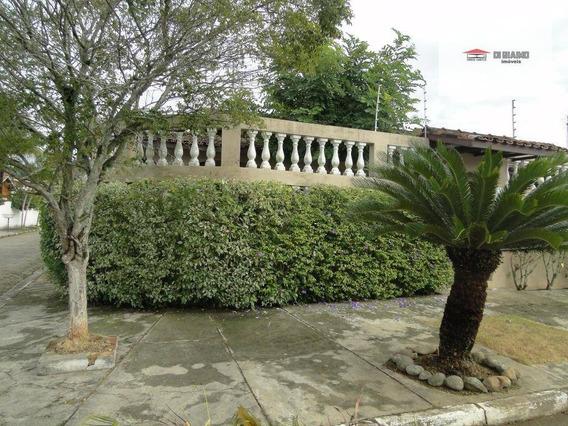 Casa Residencial À Venda, Indaiá, Caraguatatuba. - Ca0338