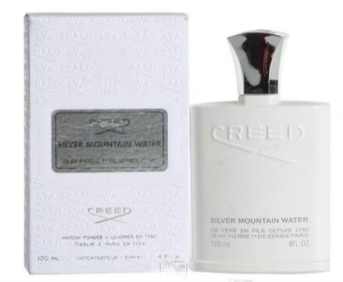 Perfume Silver Mountain Water Creed Original 120 Ml