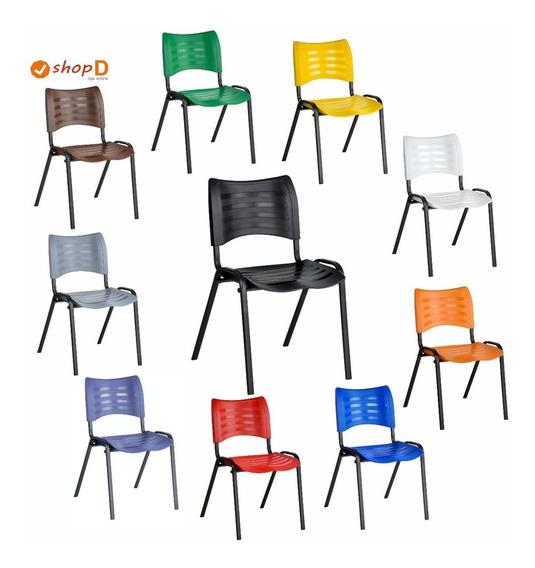 Cadeira Marmeluco Plástica Diversas Cores