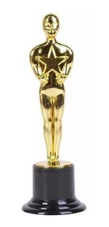 30 Oscares Estatuilla Premio Trofeo Hollywood Temática Premi