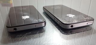 2 Sucatas De iPhone 4 Por..