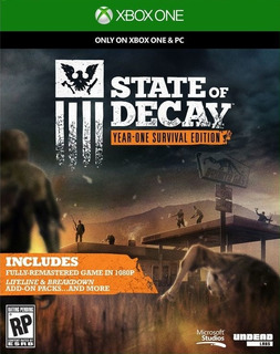 State Of Decay Year One Survival Edition - Español Xbox One