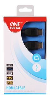 Cable Hdmi One For All Cc3115 2m Negro