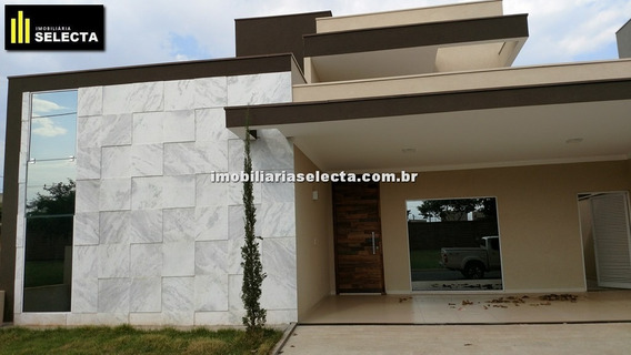 Casa Condomínio Village Damha Para Venda Em São José Do Rio Preto - Ccd3810