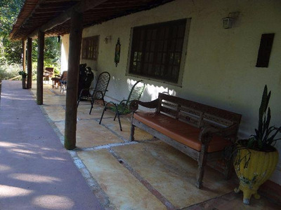 Sítio Para Venda Em São Francisco Xavier, Lavras, 4 Dormitórios, 4 Suítes, 6 Banheiros, 10 Vagas - 526066