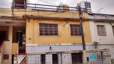 Casa Residencial Para Locação, Jacarecanga, Fortaleza - Ca1255. - Ca1255