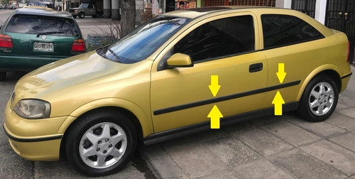 Chevrolet Astra 3p Coupe Baguetas Laterales Rapinese