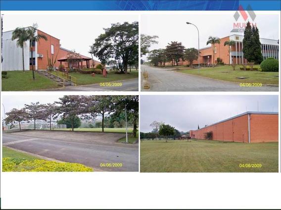 Galpão Comercial Para Locação, Jardim Das Indústrias, São José Dos Campos. - Ga0121