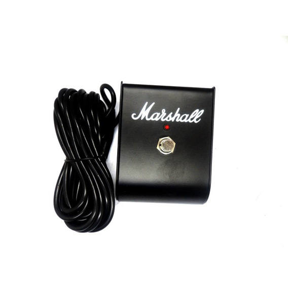 Pedal Footswitch Marshall Pedl-00001 Amplificador Guitarra