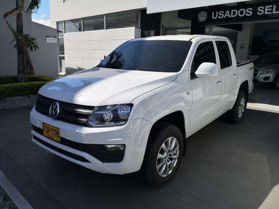 Volkswagen Amarok Andina Tdi 2019