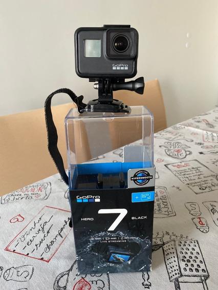 Câmera Gopro Hero7 Black + Cartão Sandisk Extreme + Garantia