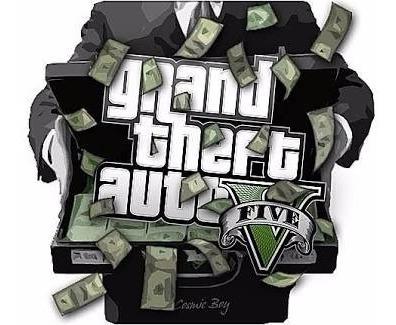 Gta V Online Pacote De Dinheiro De 5 Milhões (+rp Bônus) Ps4