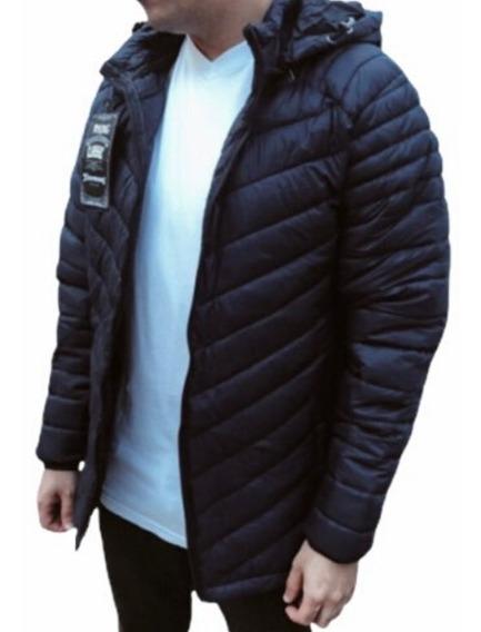 Blusa Frio Masculina Com Capuz Nylon Ref 089