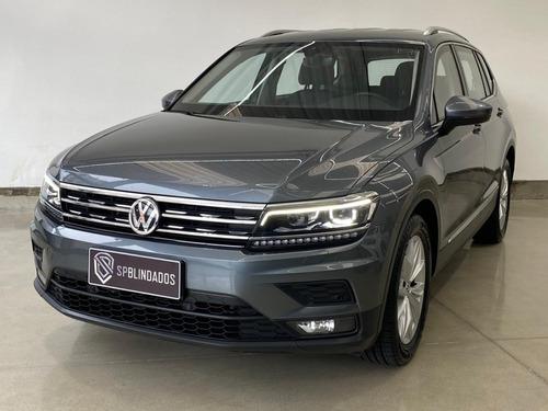 Volkswagen Tiguan 250 Comfortline 2019 Blindada Oregon Niiia
