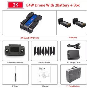 Drone Bugs 4w 2048p 5g Novo 2 Bat Case 1600m 800m Fpv