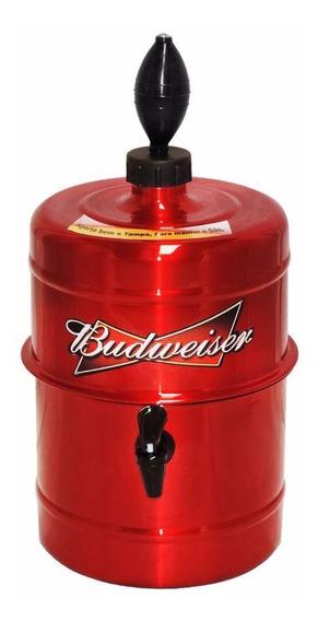 Chopeira Portátil 5,1 L - Cerveja Super Gelada Budweiser