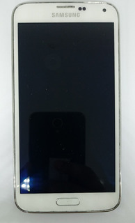 6° Samsung Galaxy S5 G900m Branco S/ Garantia C/ Defeito