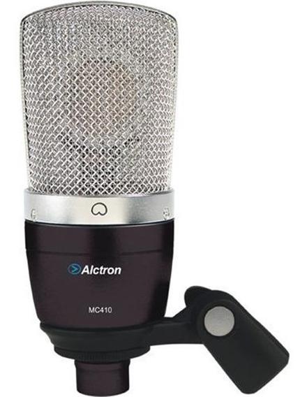Microfone Condensador Alctron Mc 410