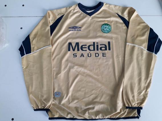 Camisa Camiseta Futebol Guarani Campinas Modelo 027