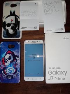 Samsung J 7 Prime Gold