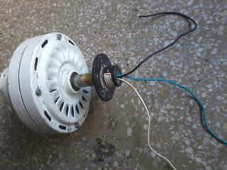 Motor Ventilador De Techo - 5 Aspas -usado