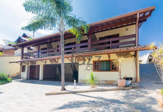 Casa Loteamento Alphaville Campinas - Ca5117
