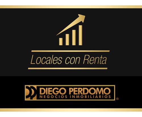 Local Con Renta En Venta, San José De Mayo