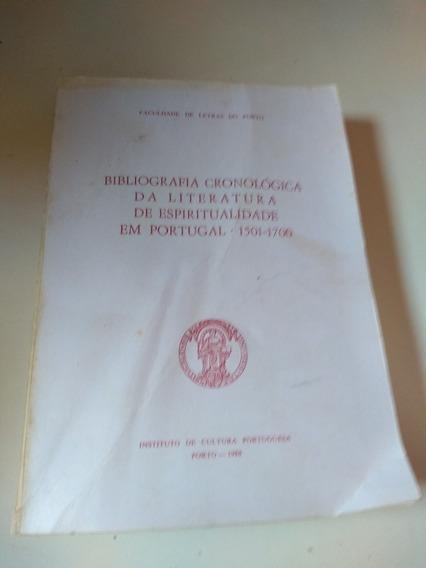 Bibliografia Cronológica Da Literatura De Espiritualidade Em