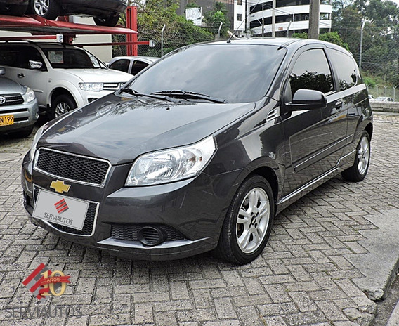 Chevrolet Aveo Emotion Gti Mt 1.6 2011 Khh007