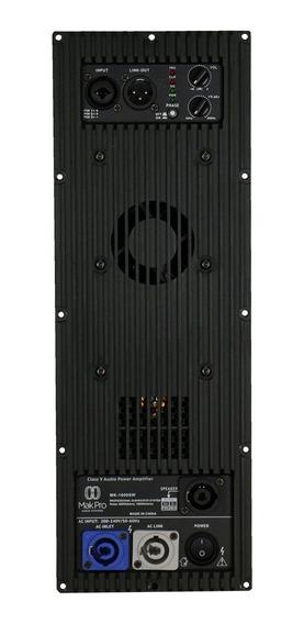 Amplificador Para Ativação Caixa Sub 1600w +envio Imediato