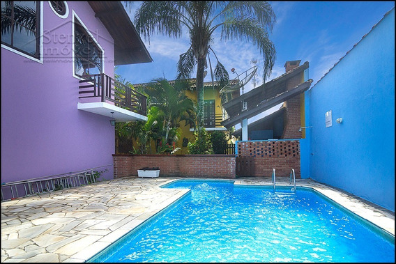 Casa A Venda Em Condomínio No Maitinga Em Bertioga. - Cc00108 - 33576086