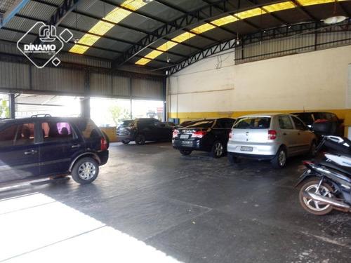 Estacionamento À Venda, Centro - Ribeirão Preto/sp - Sl0258