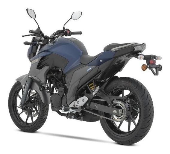Yamaha Fz 25 0km 2020 Entrega Inmediata + Palermo Bikes