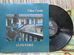 Chico Curzio Alpendre Lp Independente 1991 Encarte