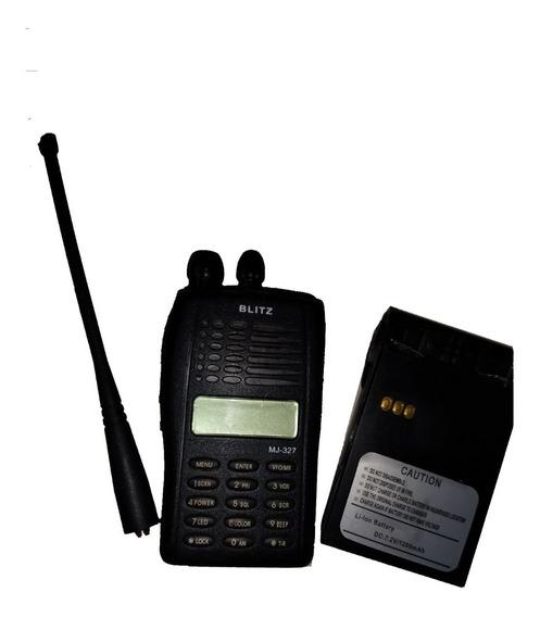 Equipo De Radio Handy, Marca Blitz. Mj-327
