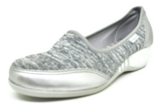 Sapatos Femininos Tenis Ortopedico Cinza Dani K