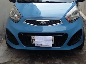 Kia Picanto R 2012 Azul