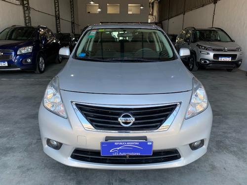 Nissan Versa 1.6 Acenta Automatico Les Automotores