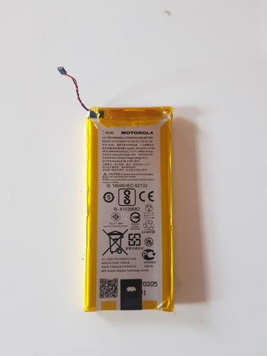 Bateria Motorola G5 Plus Hg40