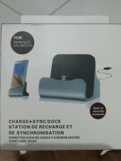 Carregador+sync Dock