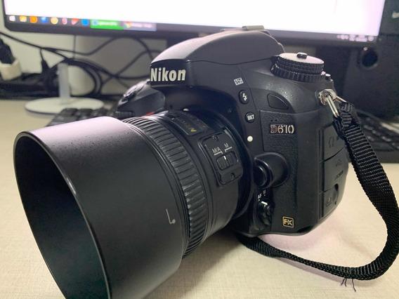 Nikon D610 Usada Top!