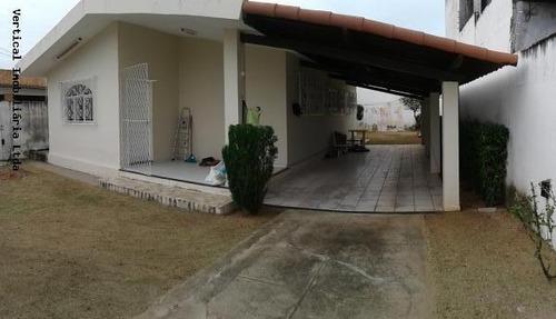 Imagem 1 de 15 de Casa Para Venda Em Natal, Ponta Negra, 3 Dormitórios, 1 Suíte, 2 Banheiros, 3 Vagas - Vn 17221 _1-799529