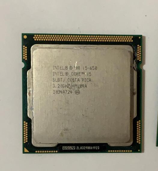 Processador Intel Core I5-650 Lga 1156 3,06ghz/4m Oem